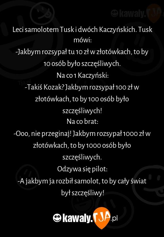 Kawały O Kaczyńskich